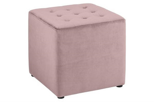 Pufa Bryan Velvet Dusty Rose - ACTONA
