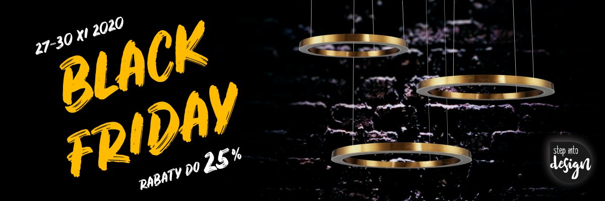 Step into Design Black Friday Rabaty do - 25%